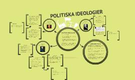Politiska ideologier - de klassiska ideologierna