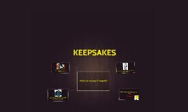 KEEPSAKES (B01)