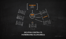 Copy of DELITOS CONTRA EL PATRIMONIO ECONOMICO