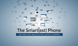 The Smart(est) Phone