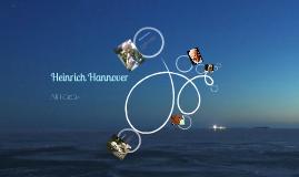 Heinrich Hannover