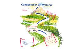걷기에 대한 고찰