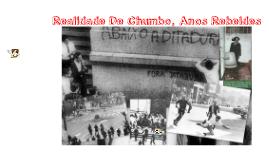 Copy of Realidade de chumbo, anos rebeldes - Eduardo Compri
