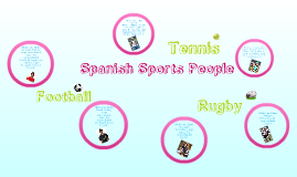 Copy of Spanish Sports
