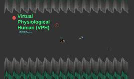 Virtual Physiological Human
