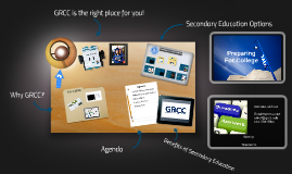 Gear Up GRCC Presentation for Younger Audience