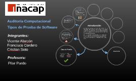 Tipos de Prueba de Software
