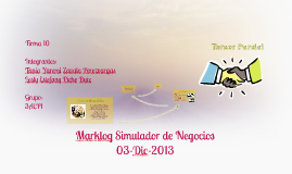 Copy of Marklog Simulador de Negocios