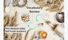 Copy of Vocabulary Review