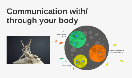 Session #3 - Communication with/through your body