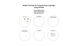 Model Checking for Programming Languages using VeriSoft