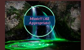 Music!!!