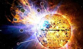 Electro Magnetic Specturm