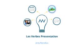 Le Verbes Presentation