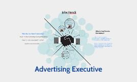 Advertising Executive