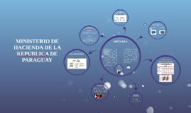 Copy of MINISTERIO DE HACIENDA DE PARAGUAY