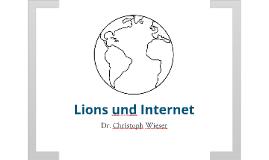 Lions und Internet