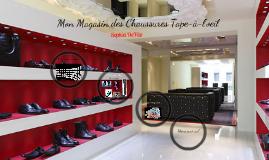 Mon Magazin de Chaussures Tape-à-loid
