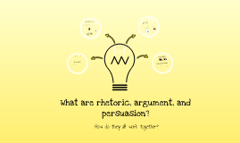 Copy of Argument vs. Persuasion
