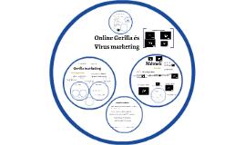 Online Gerilla és Vírus marketing