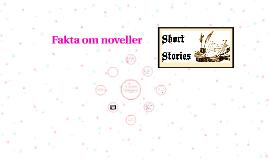 Fakta om noveller