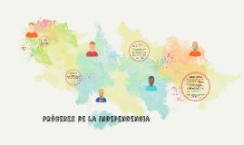 Proceres de la Independencia
