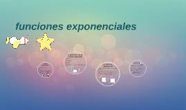funcionesexponenciales