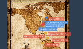 Spain: Hispaniola - 1492