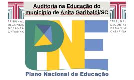 Auditoria na Educação no Município de Anita Garibaldi