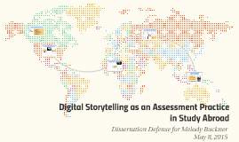Copy of Digital Storytelling as an Assessment Practice in Study Abro