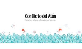 CONFLICTO DEL ATÚN