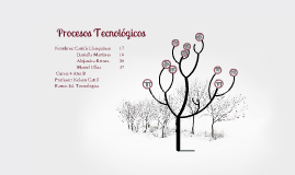 Procesos tecnologicos