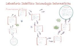 Copy of Presentazione Corso