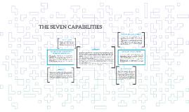 THE SEVEN CAPABILITIES
