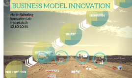 2016 Training / kursus BUSINESS MODEL INNOVATION