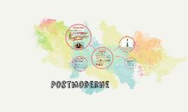 Postmoderne