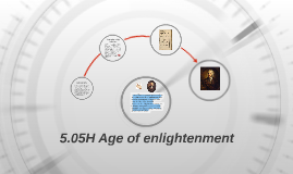 5.05H Age of enlightenment