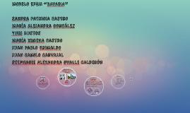 """Copy of MODELO EFQM """"BAVARIA"""""""