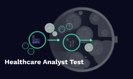 Healthcare Analyst Test