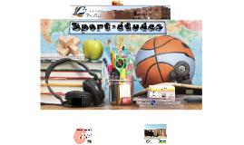 Sport-études avec vidéo et musique