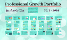 Professional Growth Portfolio