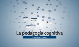 Copy of La pedagogía cognitiva