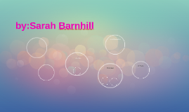 Copy of by:Sarah Barnhill