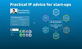 IPR for start-ups