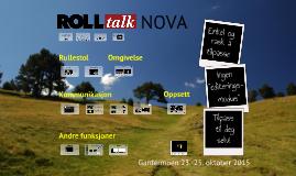 ALS seminar Gardermoen 23.-25. oktober 2015