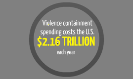 U.S. Violence Containment Spending