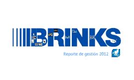 Brink´s Reporte anual 2012