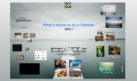 Copy of Christian
