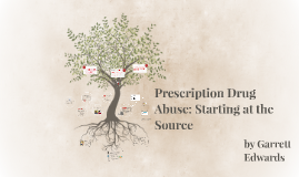 Copy of Prescription Drug Abuse: Starting at the Source