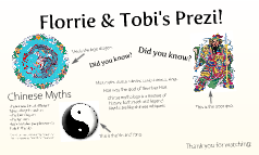 florrie & tobi's prezi